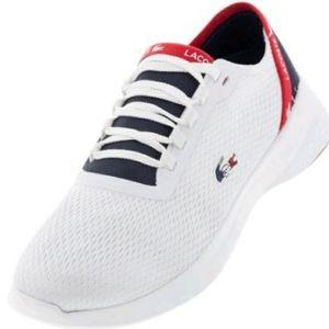 Lacoste Men's Tricolor Croc LT Fit 119 Sneaker